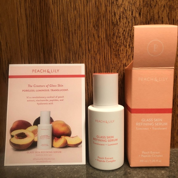 Ulta Beauty Other - Peach and Lily Glass Skin Refining serum